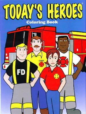 Fdny fire safety activity coloring book